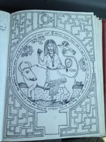 Illustration from a Book of Shadows...