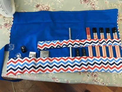 Tool Roll for Drawing