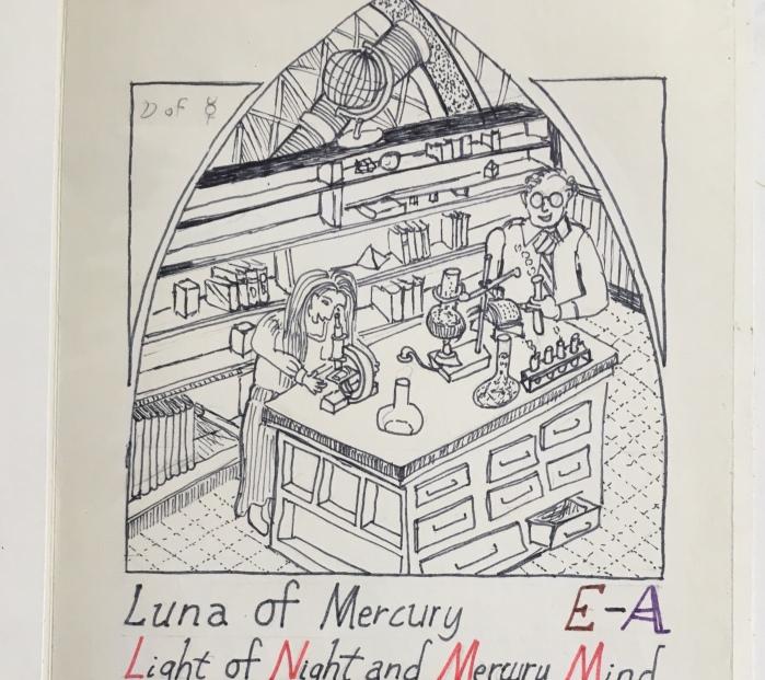 Luna of Mercury