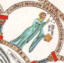 goddess Astronomy teaching the stars