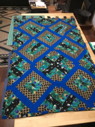 Sewing/Magic: Melek Taus completed – Wanderings in the Labyrinth